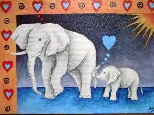 l`amour maternelle